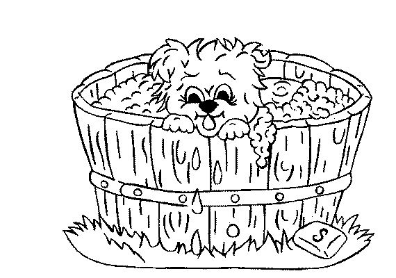coloring pages bathtubs - photo#35