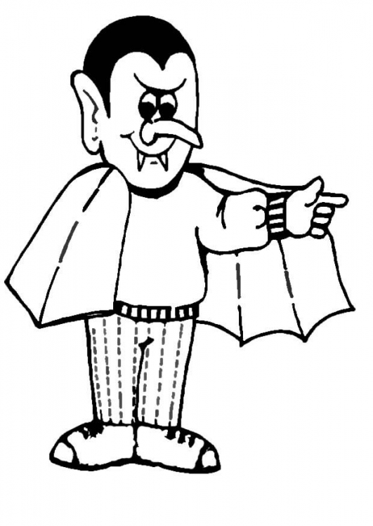 Dracula Coloring Pages Coloringpages1001 Com Dracula Coloring Pages