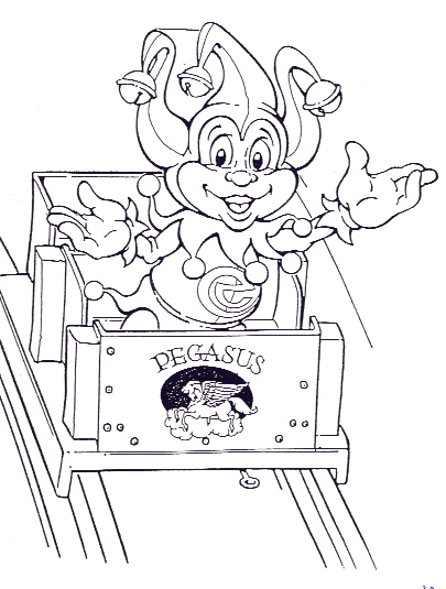 efteling coloring pages coloringpages1001