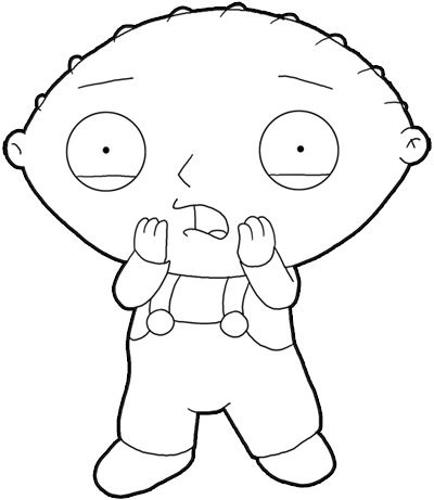 Family guy Coloring Pages - Coloringpages1001.com
