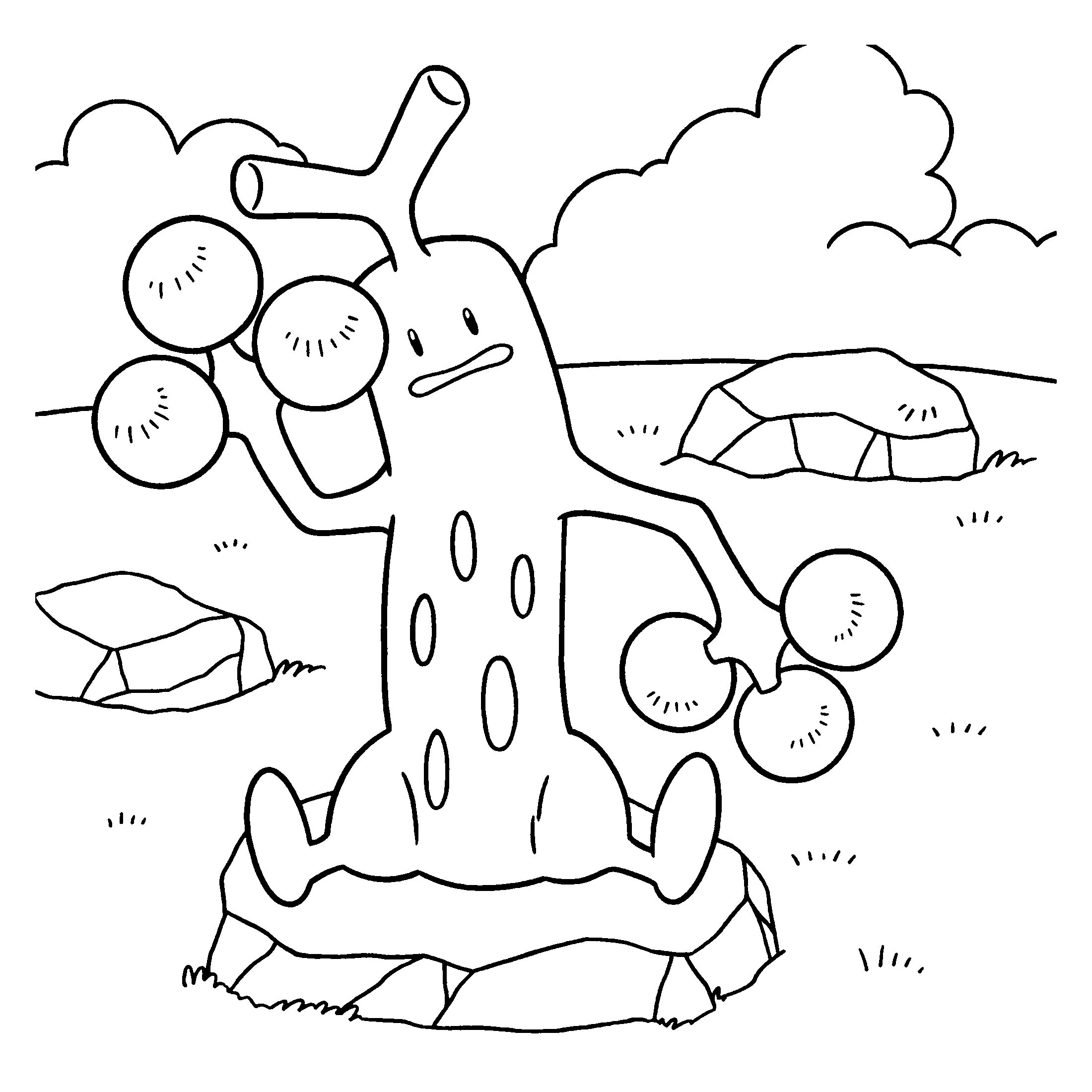 pakemon diamond pearl coloring pages - photo #23