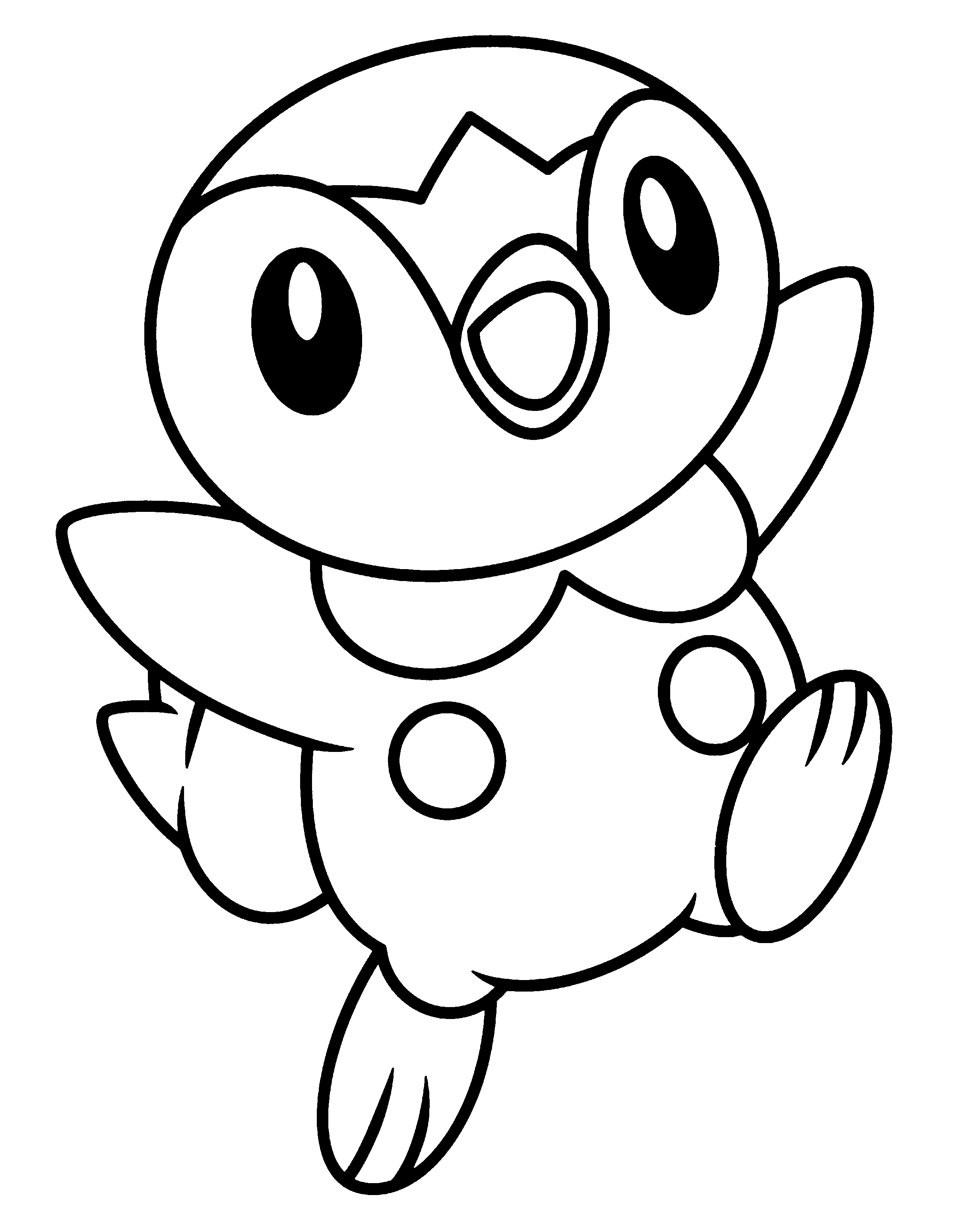 Pokemon diamond coloring pages -  Pokemon Diamond Pearl Coloring Pages