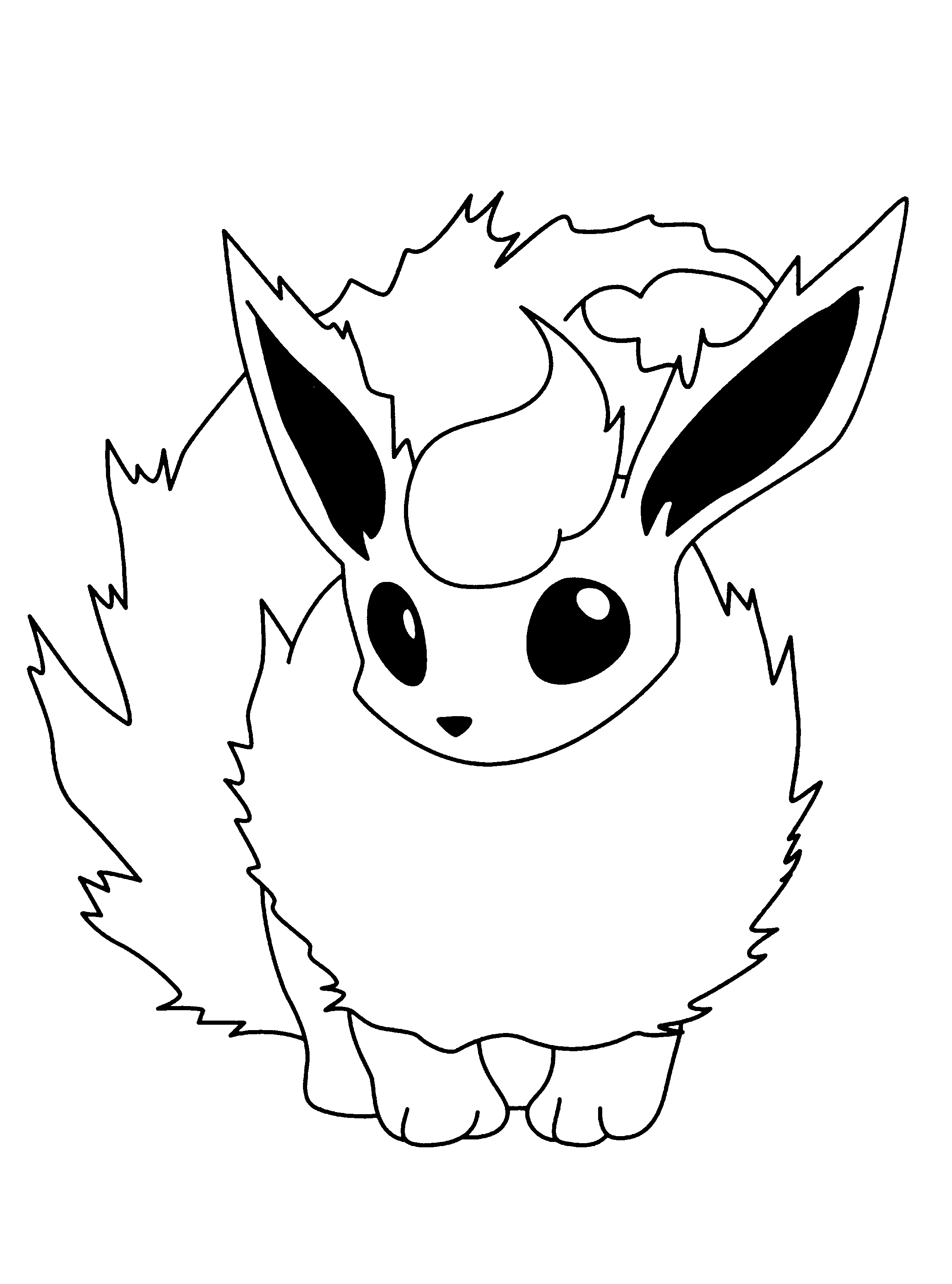Coloring pages for pokemon - Pokemon Coloring Pages