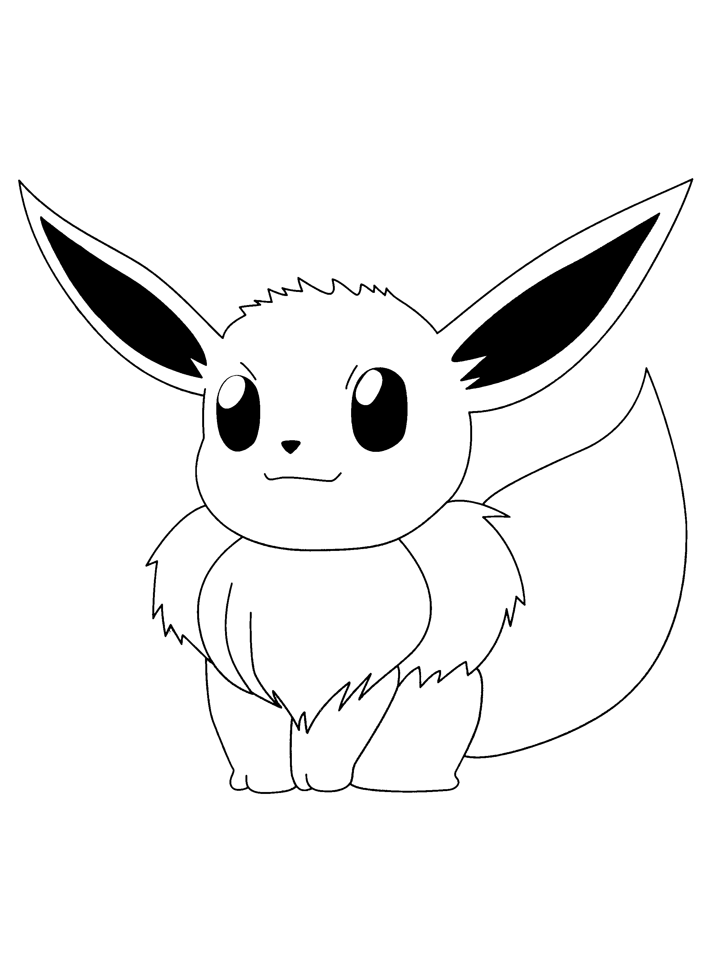Pokemon Coloring Pages  Coloringpages1001com