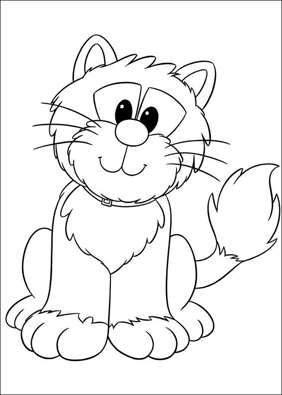 Free Cbeebies Charators Coloring Pages Cbeebies Colouring Pages