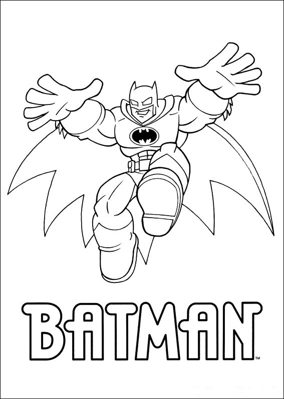 Superfriends Coloring Pages Coloringpages1001