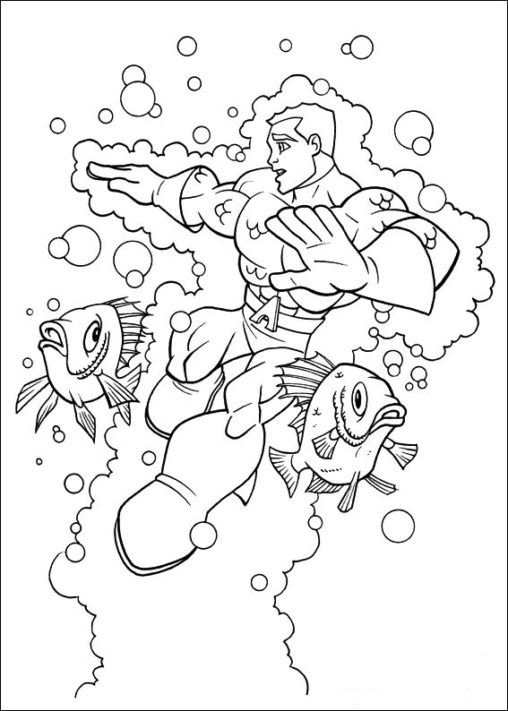 Superfriends Coloring Pages Superfriends Coloring Pages Superfriends  Coloring Pages ...