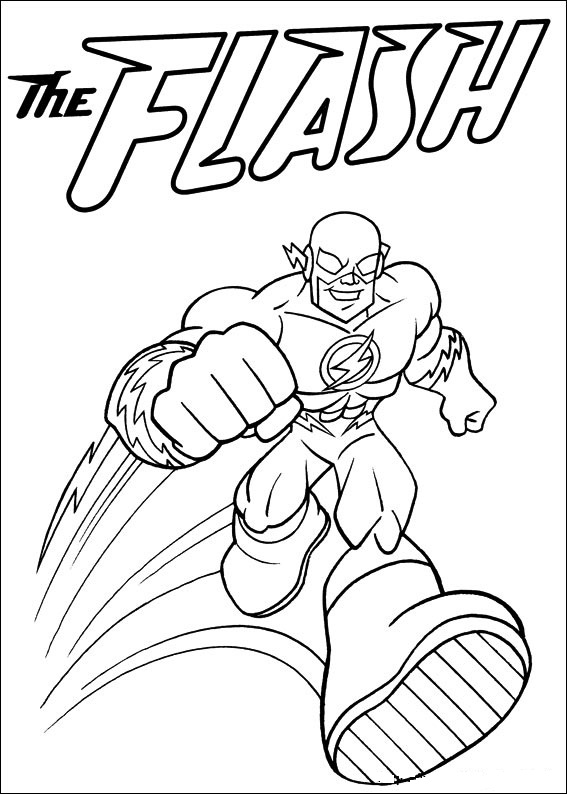 Superfriends Coloring Pages - Coloringpages1001.com